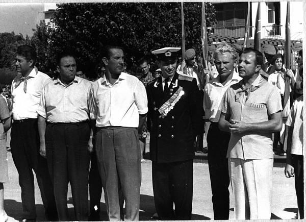 Юрий Гагарин: «Хороший пионерский лагерь! Хорошие у вас дела!»