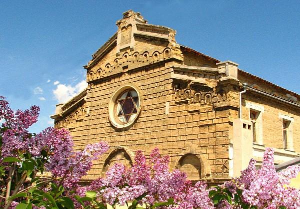 Еврейская ремесленная синагога Егие-капай