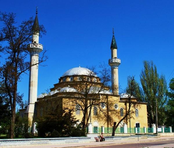 Мечеть Хан-Джами, национальный памятник архитектуры