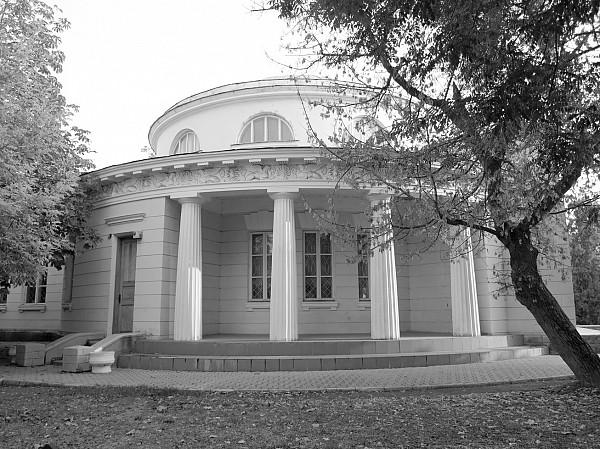 Здание читального зала