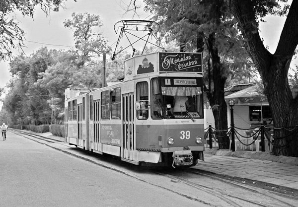 «Трамвай желаний»