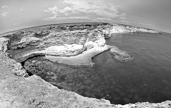 Лазурный берег Тарханкута