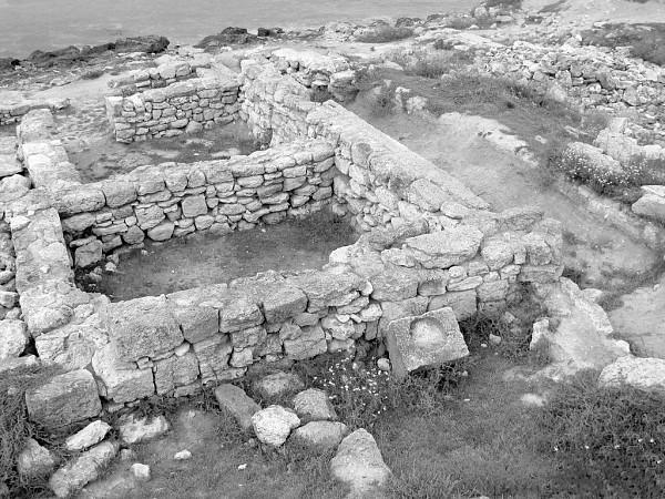Древнегреческое поселение Калос-Лимен