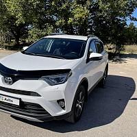 Toyota RAV4 2.0CVT, 2018, 109584км