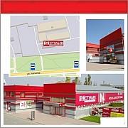 Аренда торговых и складских площадей Евпатория