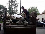 Вывоз строительного мусора. Контейнер. КамАЗ Севастополь