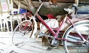 Велосипед, советский Севастополь