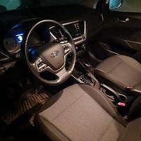 Hyundai Solaris 1.6AT, 2017, 90500км Саки