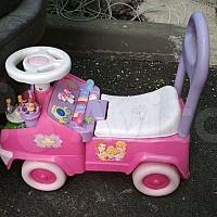 Детская VIP машинка Симферополь