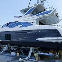 Моторная яхта Azimut 54 Приморский
